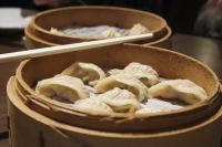 Steamed dumplings, Taipei, Taiwan - OTHK