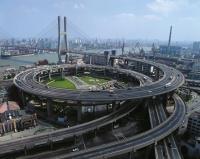 Nanpu Bridge, Shanghai, China - OTHK