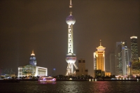Pudong skyline, Shanghai, China - OTHK