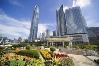 Central skyline, Hong Kong - OTHK