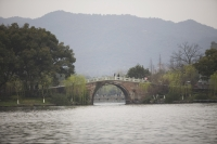 Su causeway, West Lake, Hangzhou, China - OTHK