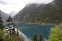 Zhanghai (Long lake), Jiuzhaigou scenic Area,  Wuhang, China - OTHK