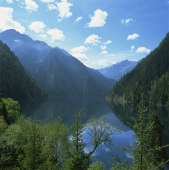 Long Lake, Jiuzhaigou, Sichuan, China - OTHK
