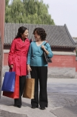A mother and adult daughter go shopping together - Alex Mares-Manton