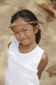 Young girl looking at camera - Yukmin
