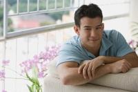 Young man smiling at camera - Yukmin