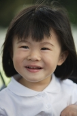 Young girl smiling - Yukmin