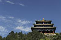 Pavilion at Jingshan Park, Beijing, China - Alex Mares-Manton