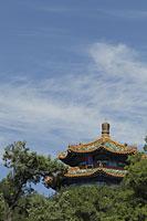 Pagoda at Jingshan Park, Beijing, China - Alex Mares-Manton