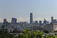 City scape of Beijing, China - Alex Mares-Manton