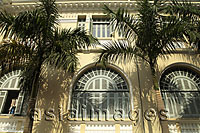 Closeup of National Treasury Building, Ho Chi Minh, Vietnam - Alex Mares-Manton