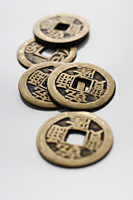 Chinese coins - Asia Images Group