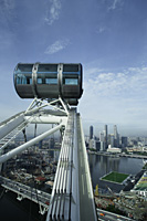 Birds eye view from the Singapore Flyer - Asia Images Group