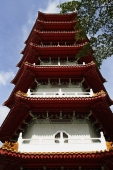 Closeup of pagoda - Asia Images Group