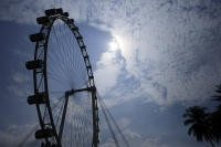 The Singapore flyer. - Asia Images Group