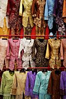 Traditional Malaysian attire for women, baju kebaya - Asia Images Group