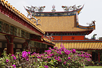 Chinese Buddhist Temple - Asia Images Group