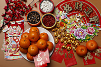 Chinese new year decorations - Asia Images Group