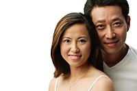 Portrait of a couple - Asia Images Group