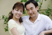 Mature couple, smiling at camera - Asia Images Group