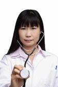 Doctor with stethoscope - Asia Images Group