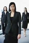 Businesswomen facing camera - Asia Images Group
