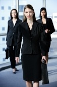 Three businesswomen, facing camera - Asia Images Group
