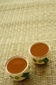 Two cups of Chinese Tea - Asia Images Group