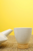 Chinese teacup and teapot - Asia Images Group