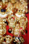 Chinese Laughing Buddhas, Sill Life - Asia Images Group