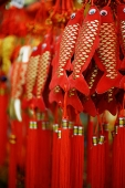 Fish decorations for Chinese New Year - Asia Images Group