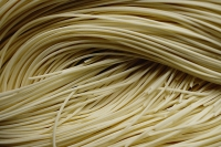 Chinese noodles, close up - Asia Images Group