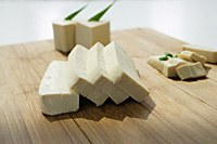 Still life of beancurd - Asia Images Group