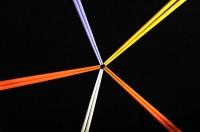 Still life of chopsticks - Asia Images Group