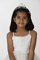 girl dressed like princess - Asia Images Group