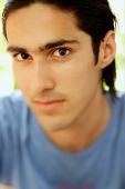 Man looking at camera, portrait - Asia Images Group