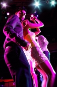 Couples dancing in club - Asia Images Group
