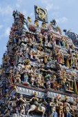 A Hindu temple - Asia Images Group