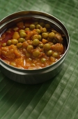 Still life of mixed vegetable curry - Asia Images Group