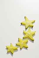 Sliced star fruit - Alex Mares-Manton